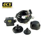 Kabelset 7 polig Fiat 500L Living MPV vanaf 09/2013 - wagenspecifiek