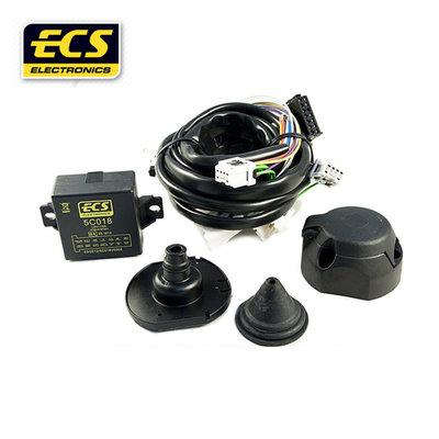 Kabelset 7 polig Ford Fiesta V 5 deurs hatchback 10/2008 t/m 11/2012 - wagenspecifiek