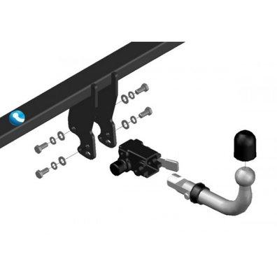 Trekhaak Citroen Xsara Picasso horizontaal afneembare kogel 5 deurs Hatchback 01.2000 t/m 2010