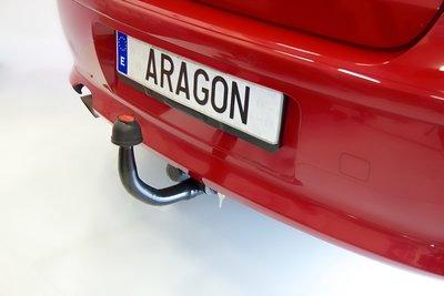 Trekhaak verticaal afneembaar Peugeot Rifter MPV 07/2018-